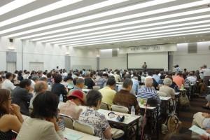 第3回世界・日本肝炎デーフォーラム